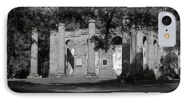 Sheldon Church 7 Bw IPhone Case
