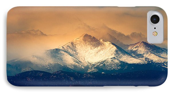She'll Be Coming Around The Mountain IPhone Case