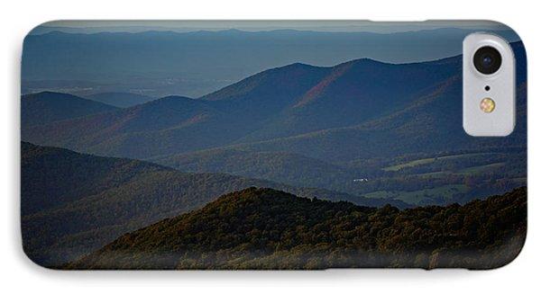 Shenandoah Valley At Sunset IPhone Case