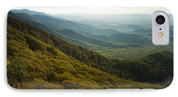 Shenandoah Valley From Marys Rock IPhone Case