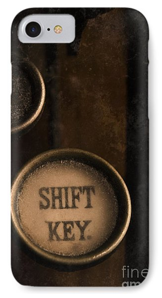 Shift Key IPhone Case
