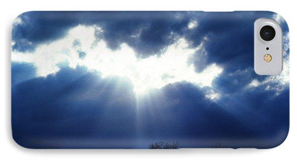 Shining Glory IPhone Case