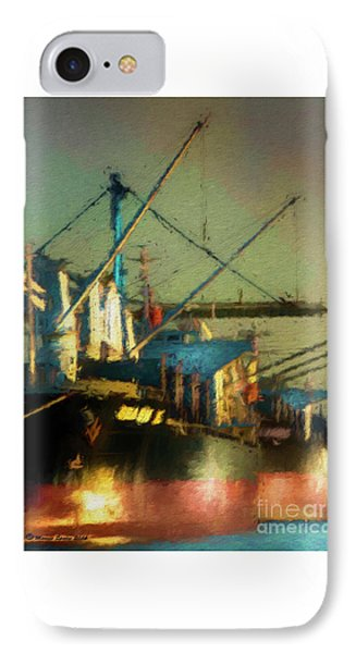 Ships IPhone Case