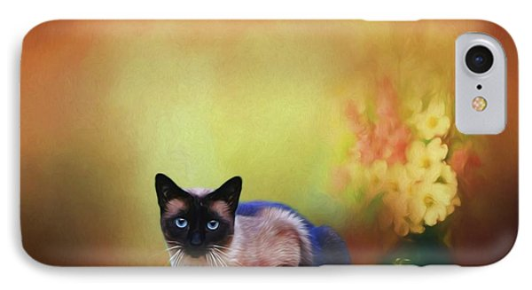 Siamese If You Please IPhone Case