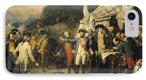 Siege Of Yorktown IPhone Case