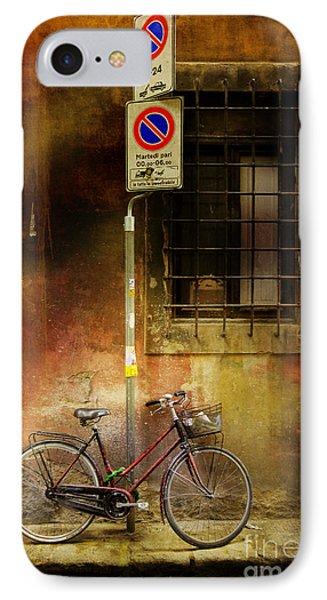 Siena Bicycle IPhone Case