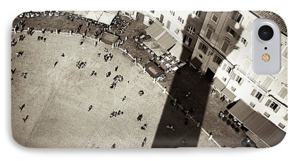 Siena From Above IPhone Case