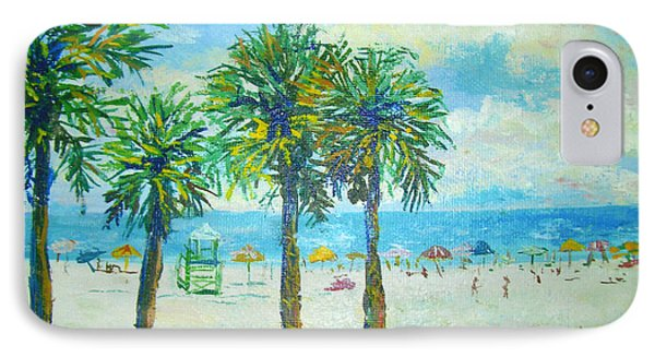 Siesta Key Beach IPhone Case