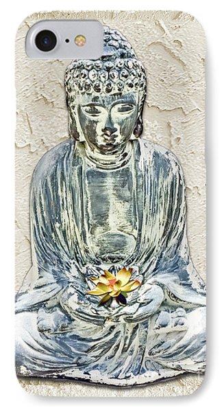 Silent Meditation IPhone Case