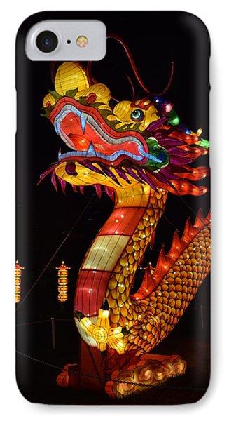 Silk Dragon IPhone Case