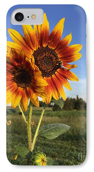 Simple Beauty IPhone Case