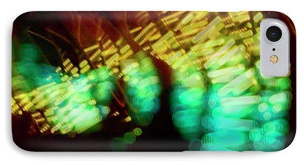 Singapore Night Urban City Light - Series - Your Singapore IPhone Case