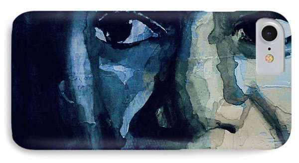 Rhythm And Blues iPhone 8 Case - Sinnerman - Nina Simone by Paul Lovering