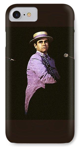Sir Elton John 3 IPhone Case