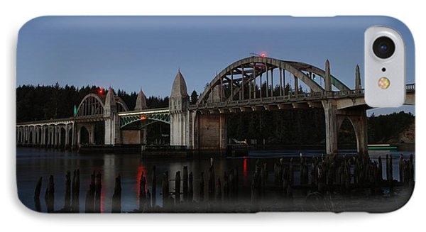 Siuslaw Bridge IPhone Case