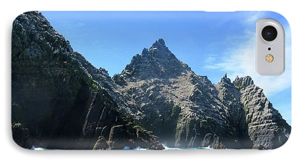 Skellig Islands 2 IPhone Case