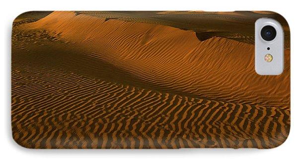 Skn 1127 The Golden Dunes IPhone Case