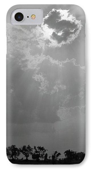 Skn 2170 Blessings Showered IPhone Case