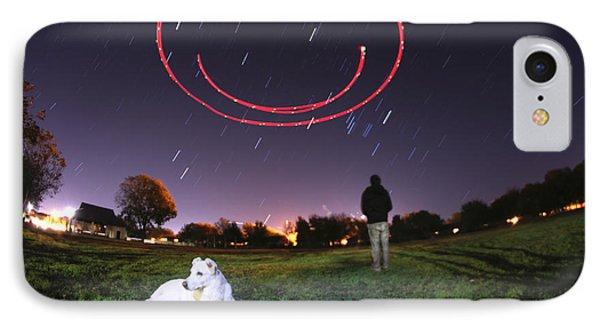 Sky Smile IPhone Case