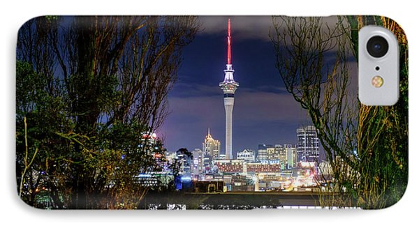 Sky Tower IPhone Case