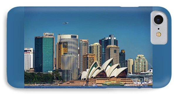 Skyline Oz IPhone Case