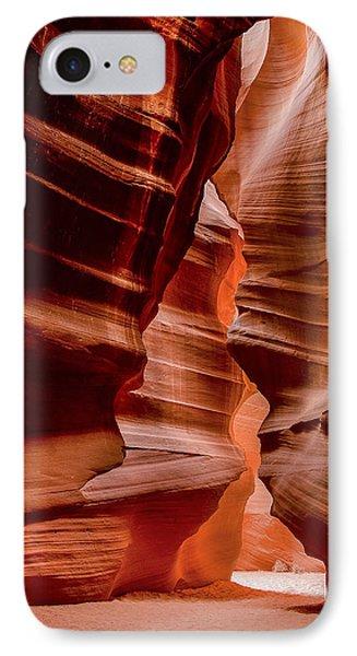 Slot Canyon IPhone Case