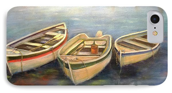 Small Boats IPhone Case