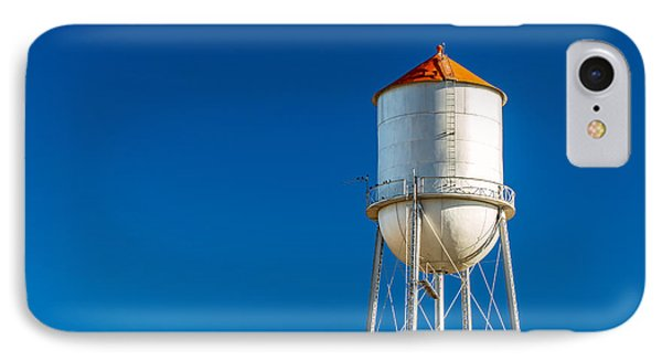 Small Town Water Tower IPhone Case
