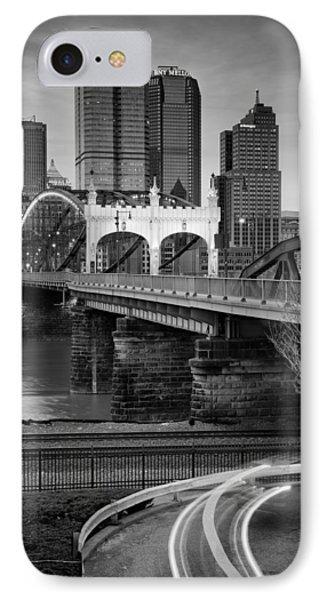 Smithfield Street Bridge 7 IPhone Case