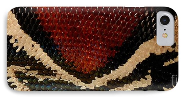 Snake's Scales IPhone Case
