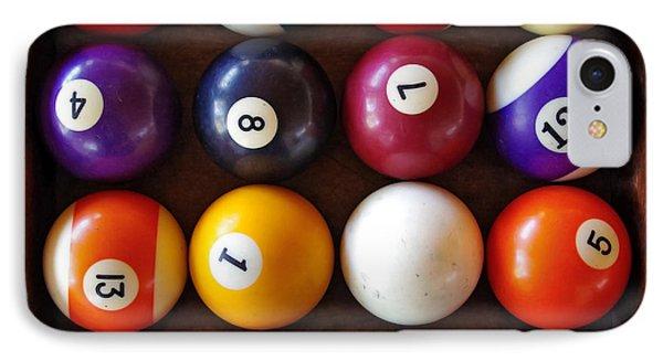 Snooker Balls IPhone Case