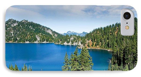Snow Lake IPhone Case