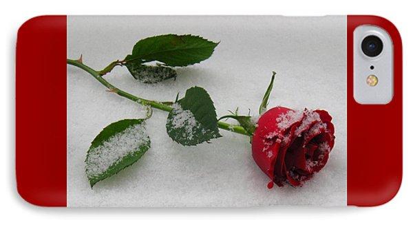 Richard's  Rose IPhone Case