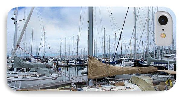 So Many Sailboats IPhone Case