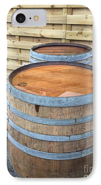 Soaked Barrels IPhone Case