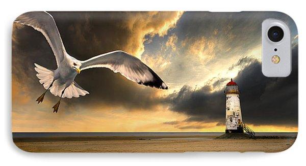 Soaring Inshore IPhone Case