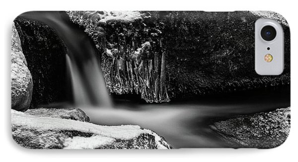 soft and sharp at the Bode, Harz IPhone Case
