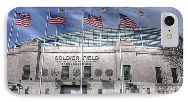 Soldier Field IPhone Case