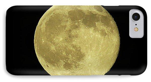 Solstice Moon IPhone Case