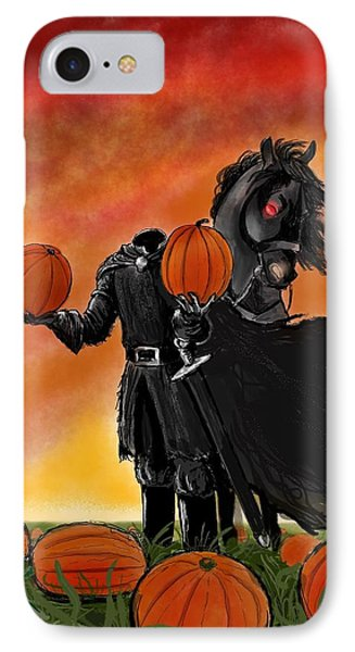 Soon It Will Be All Hallows' Eve IPhone Case