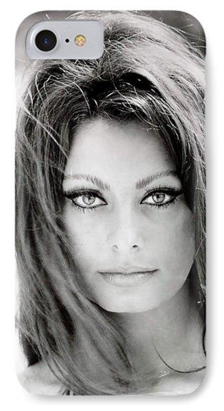 Sophia Loren IPhone Case