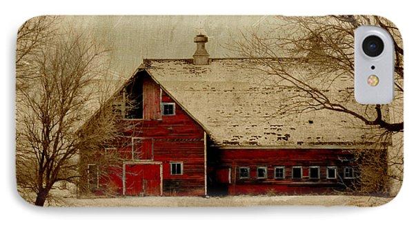 South Dakota Barn IPhone Case