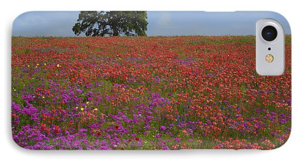 South Texas Bloom IPhone Case
