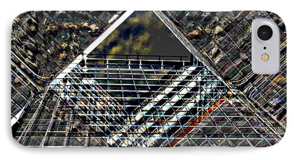 Southbank London Abstract IPhone Case