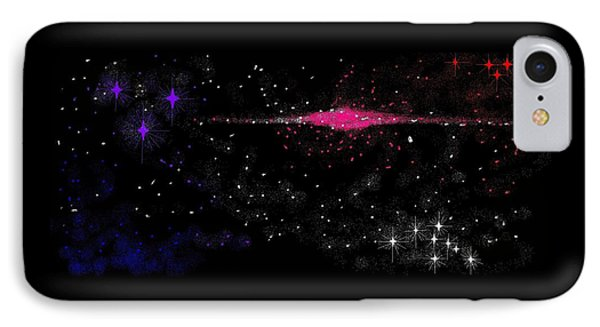 Space 4 IPhone Case