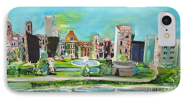 Spellbound Bv Ashford Castle IPhone Case