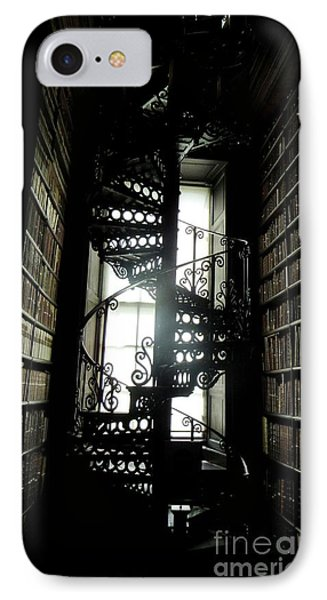 Spiral Staircase IPhone Case