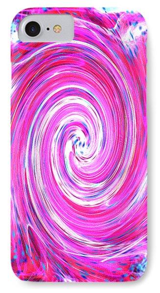 iPhone 8 Case - Spirit Of Joy by Orphelia Aristal