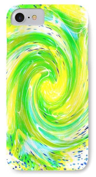 iPhone 8 Case - Spirit Of Nature I I by Orphelia Aristal