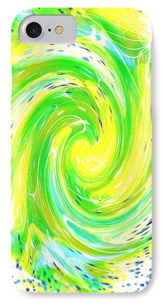 Spirit Of Nature I I IPhone Case